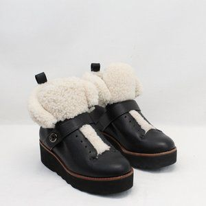 """COACH """"URBAN HIKER SHEARLING"""" boots"""
